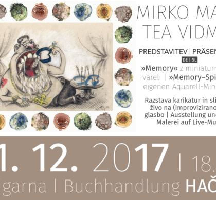 Mirko Malle in Tea Vidmar
