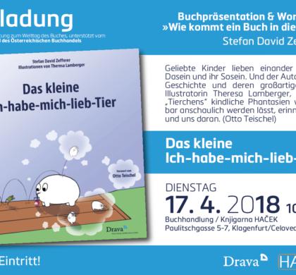 Buchpräsentation un Workshop