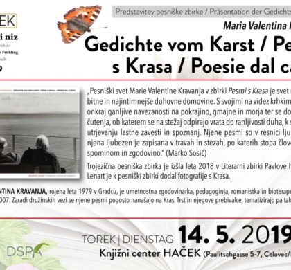 Gedichte vom Karst / Pesmi s Krasa / Poesie dal carso