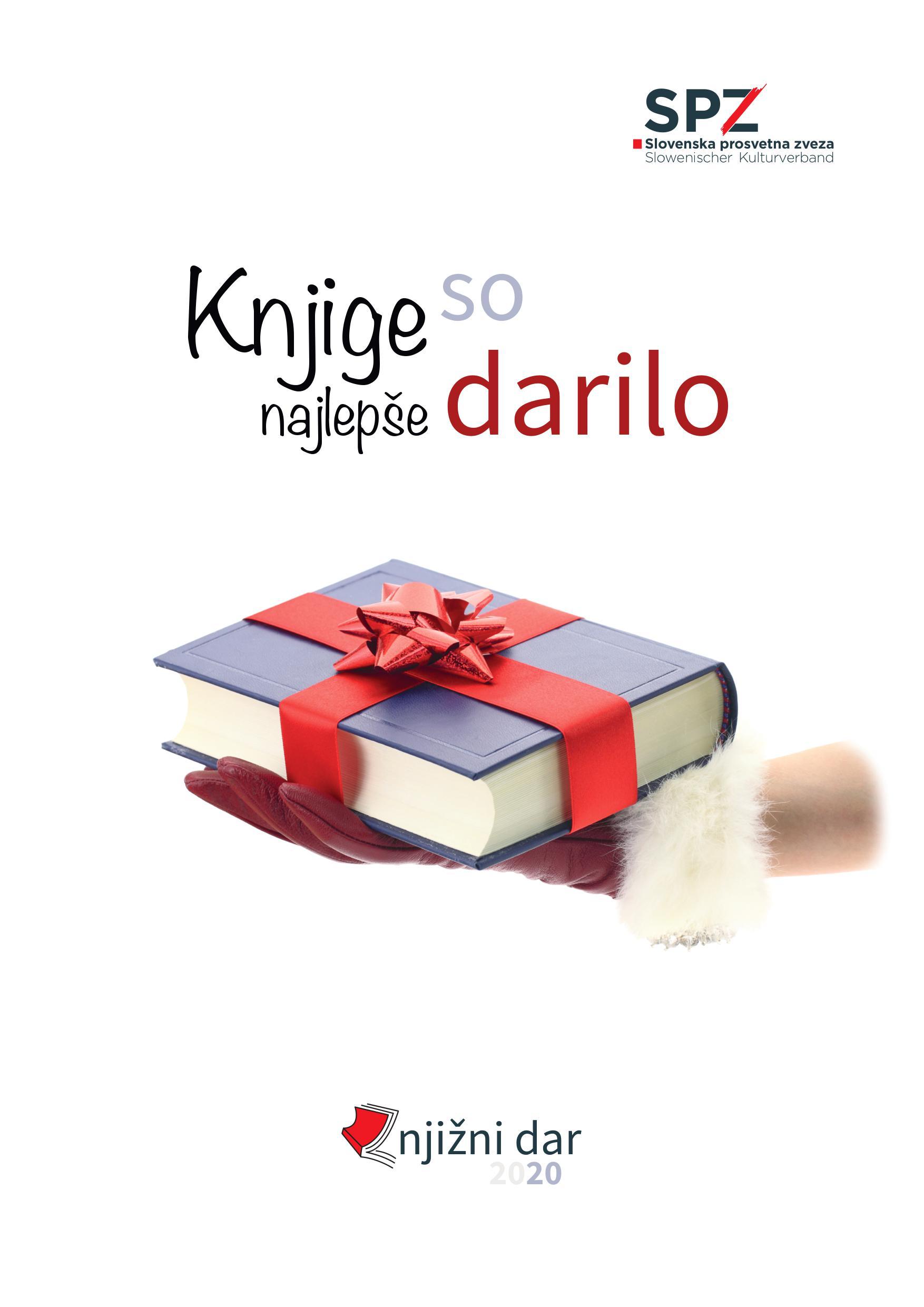 Knjižni dar 2020
