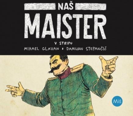 Naš Maister v stripu