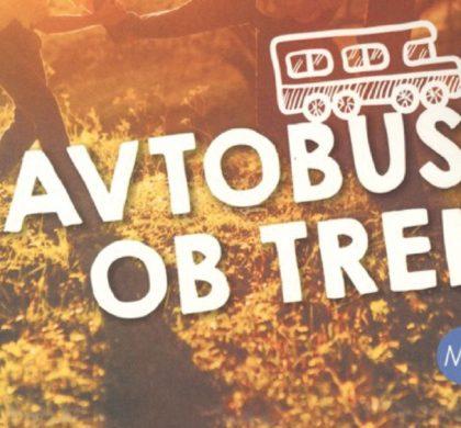 Nataša Konc Lorenzutti:                      Avtobus ob treh