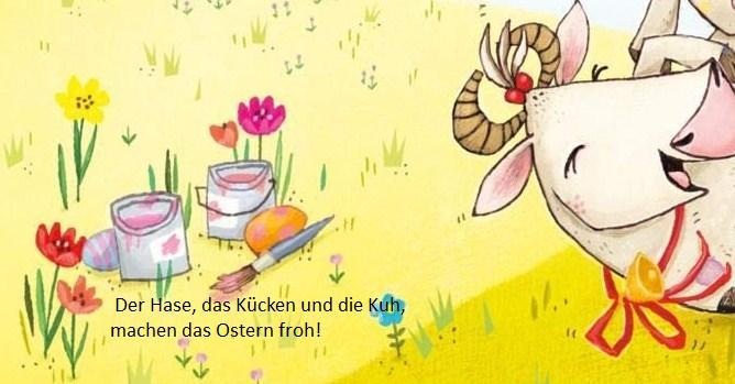 Kinderbücher für Ostern