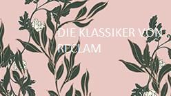 Die neuen Klassiker von Reclam