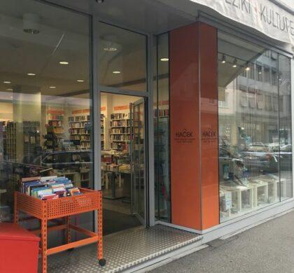 📚Knjigarna čaka na vas / Unsere Buchhandlung wartet auf sie📚