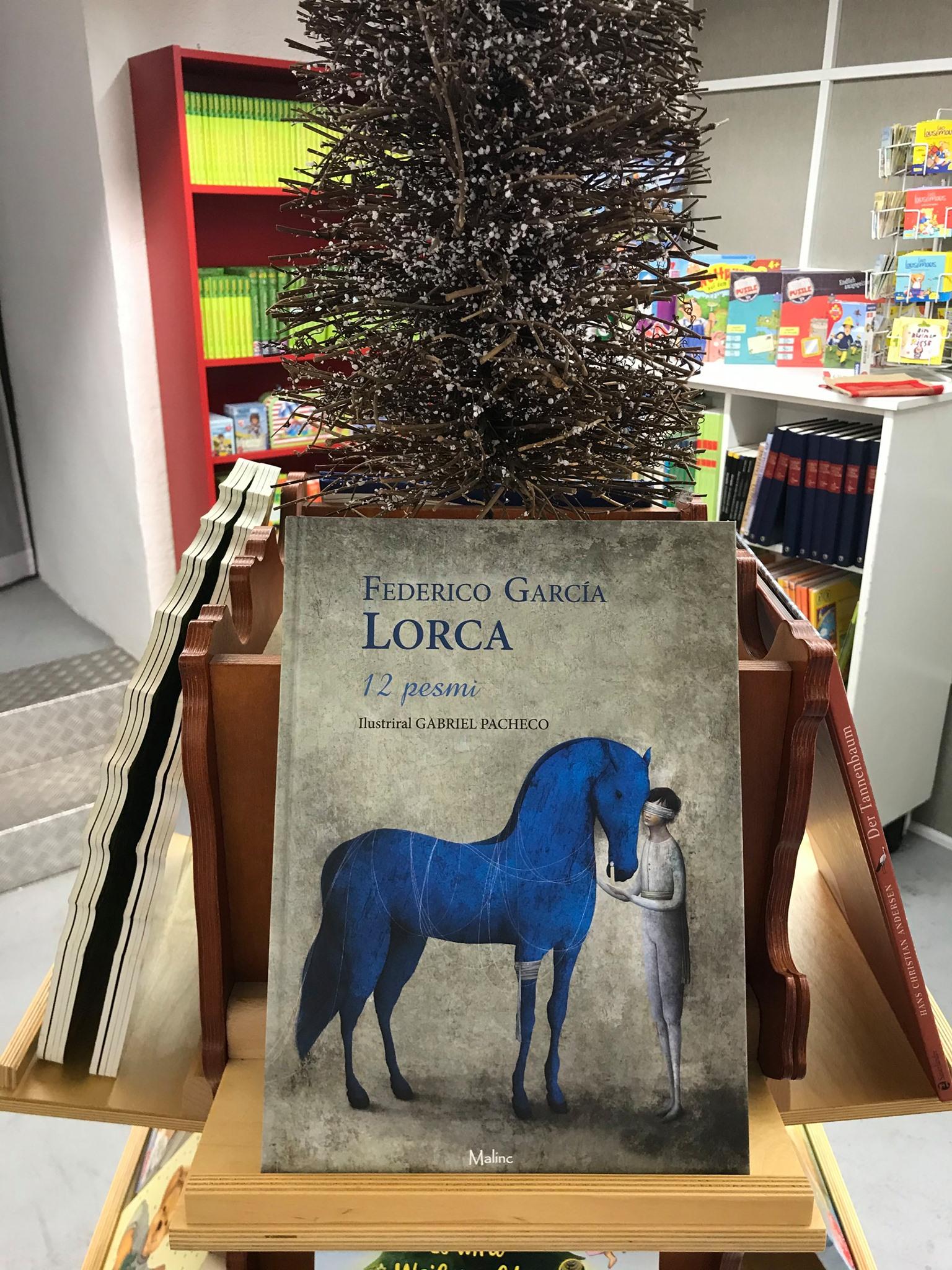 Federico Garcia Lorca – 12 pesmi