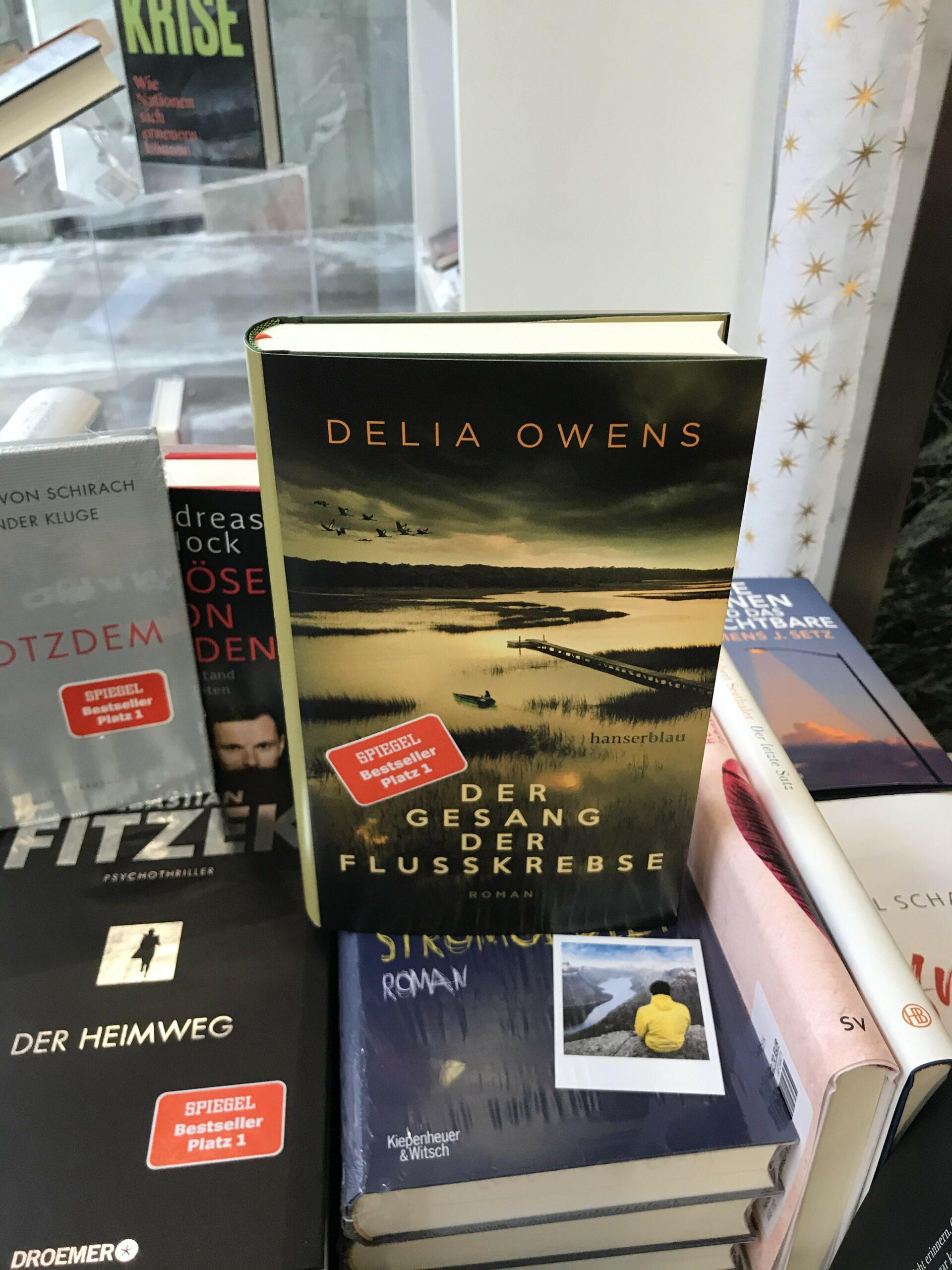 Der Gesang der Flusskrebse – Delia Owens