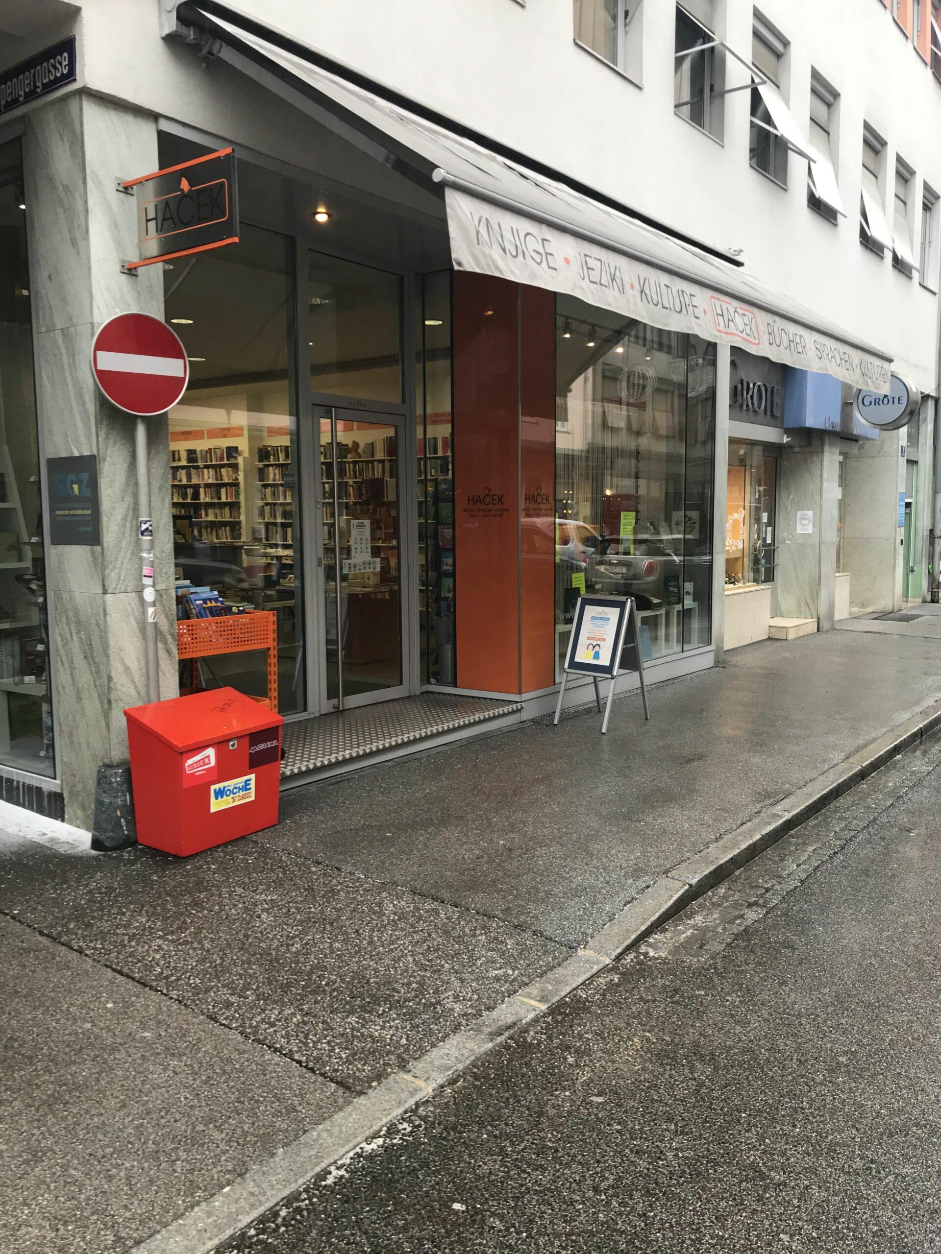📚Knjigarna že čaka na vas / Unsere Buchhandlung wartet schon auf sie📚