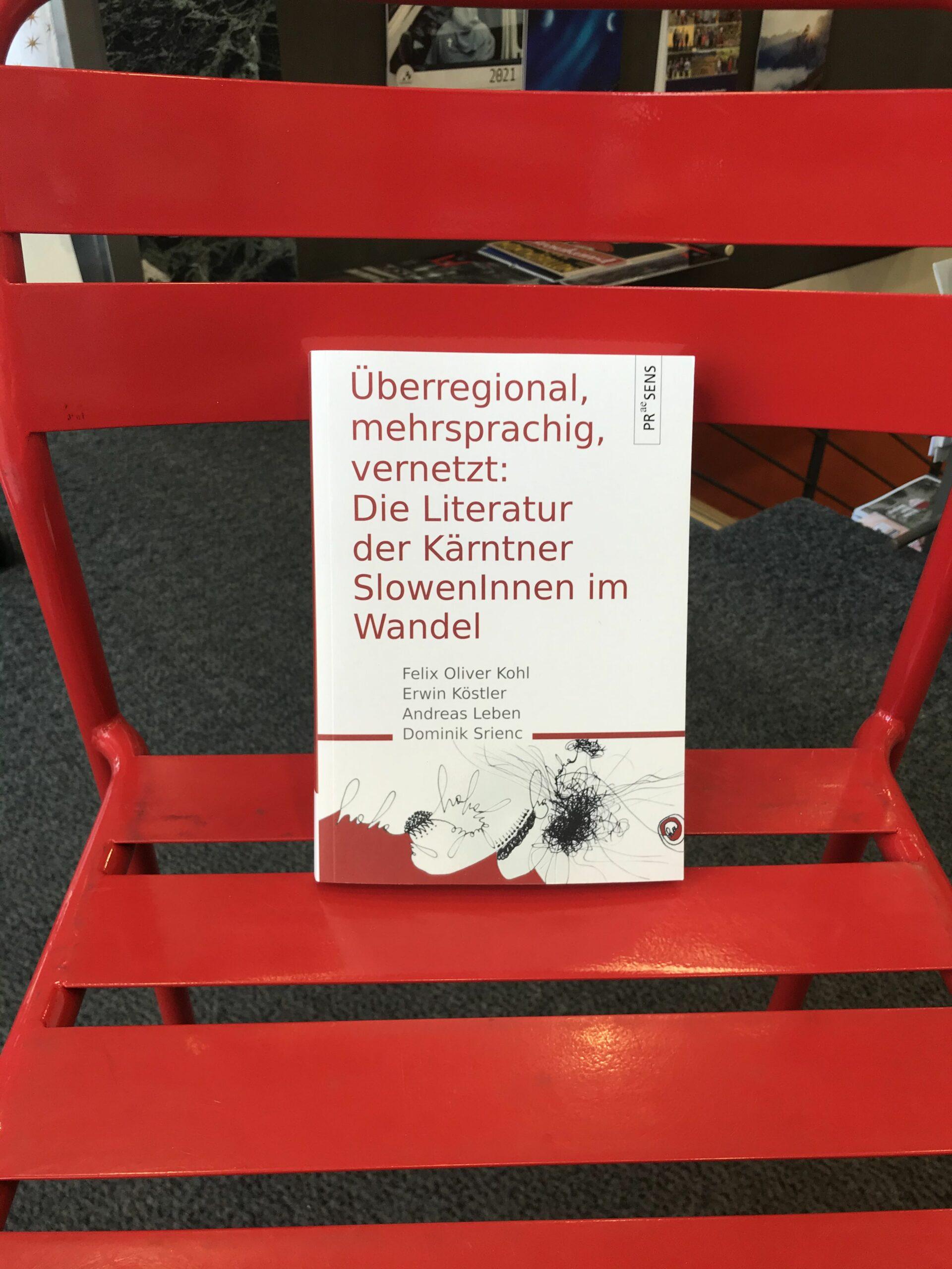 ❗️Naprodaj v naši knjigarni / Seit heute in unserer Buchhandlung erhältlich❗️