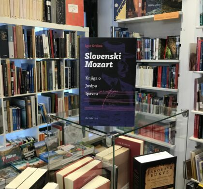 🎵Slovenski Mozart – Knjiga o Josipu Ipavcu🎼