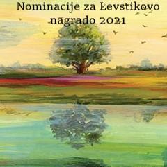 Nominacije za Levstikovo nagrado 2021