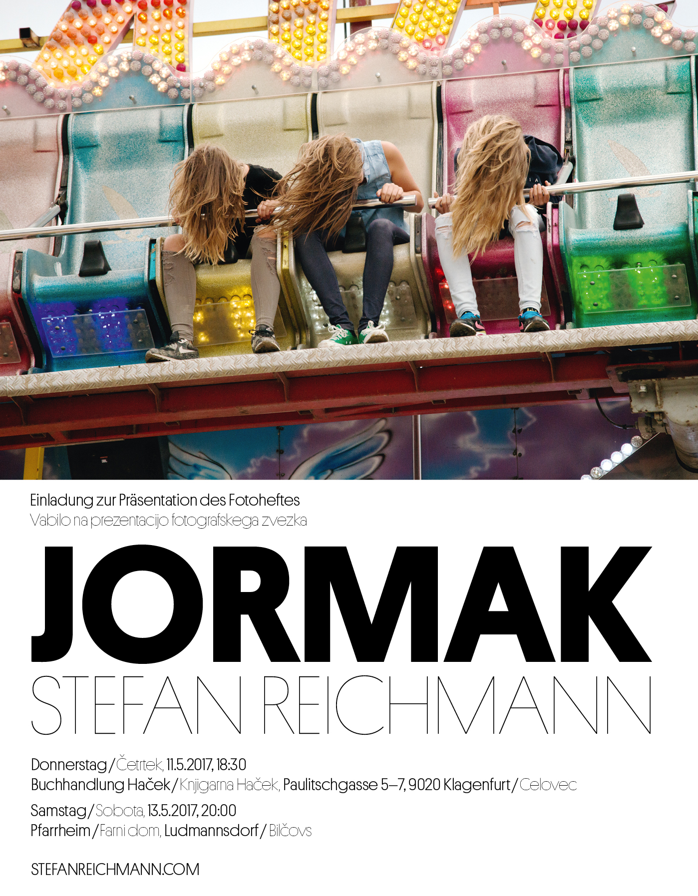 JORMAK Stefan Reichmann 11.05.17