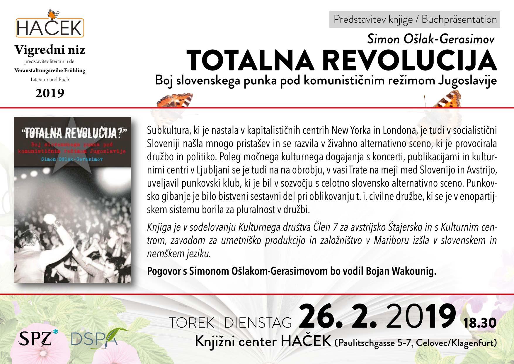 Totalna revolucija