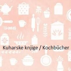 Kuharske knjige / Kochbücher