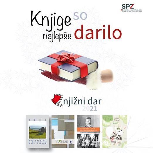 Knjižni dar 2021
