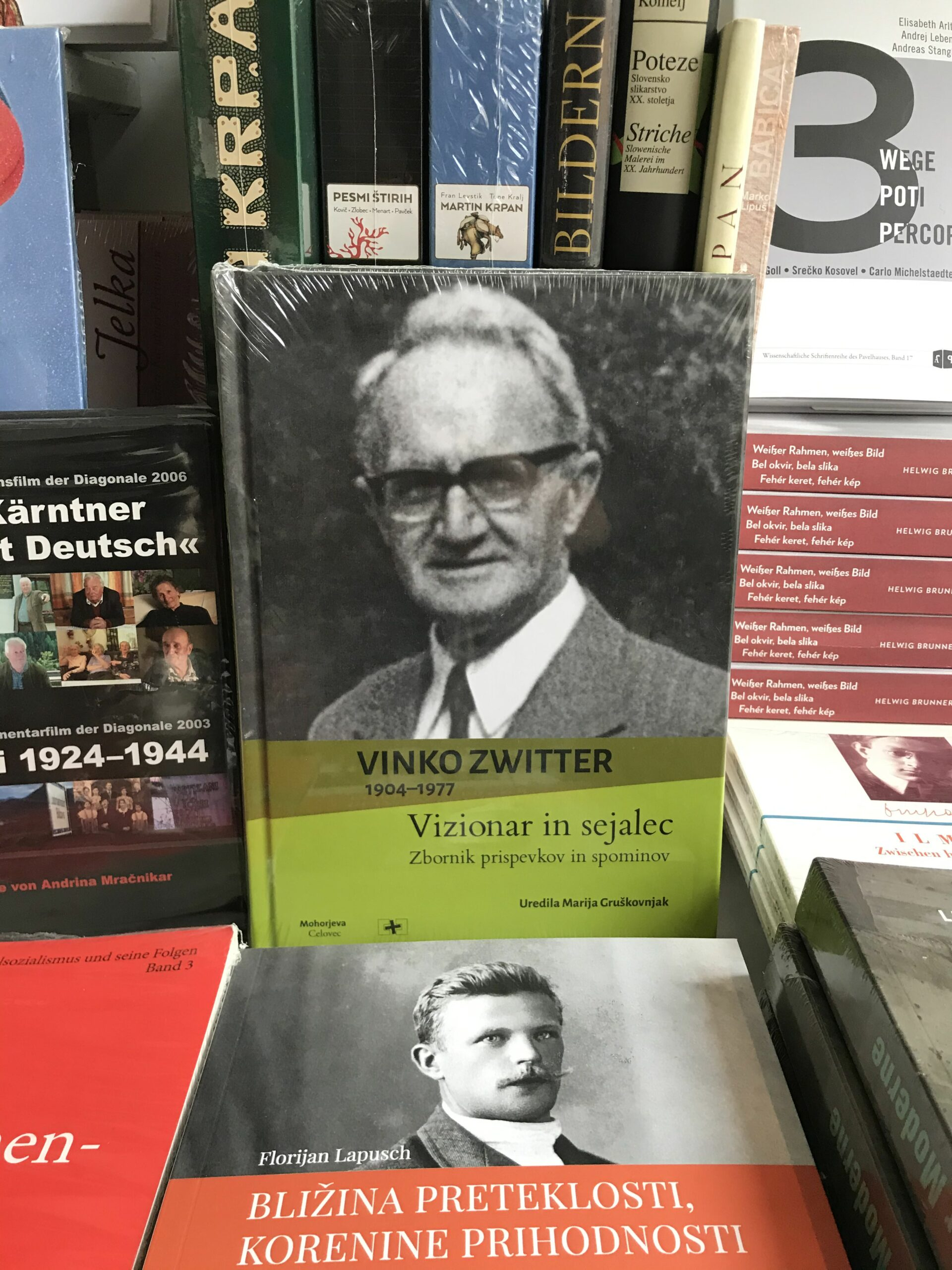 Vinko Zwitter 1904-1977