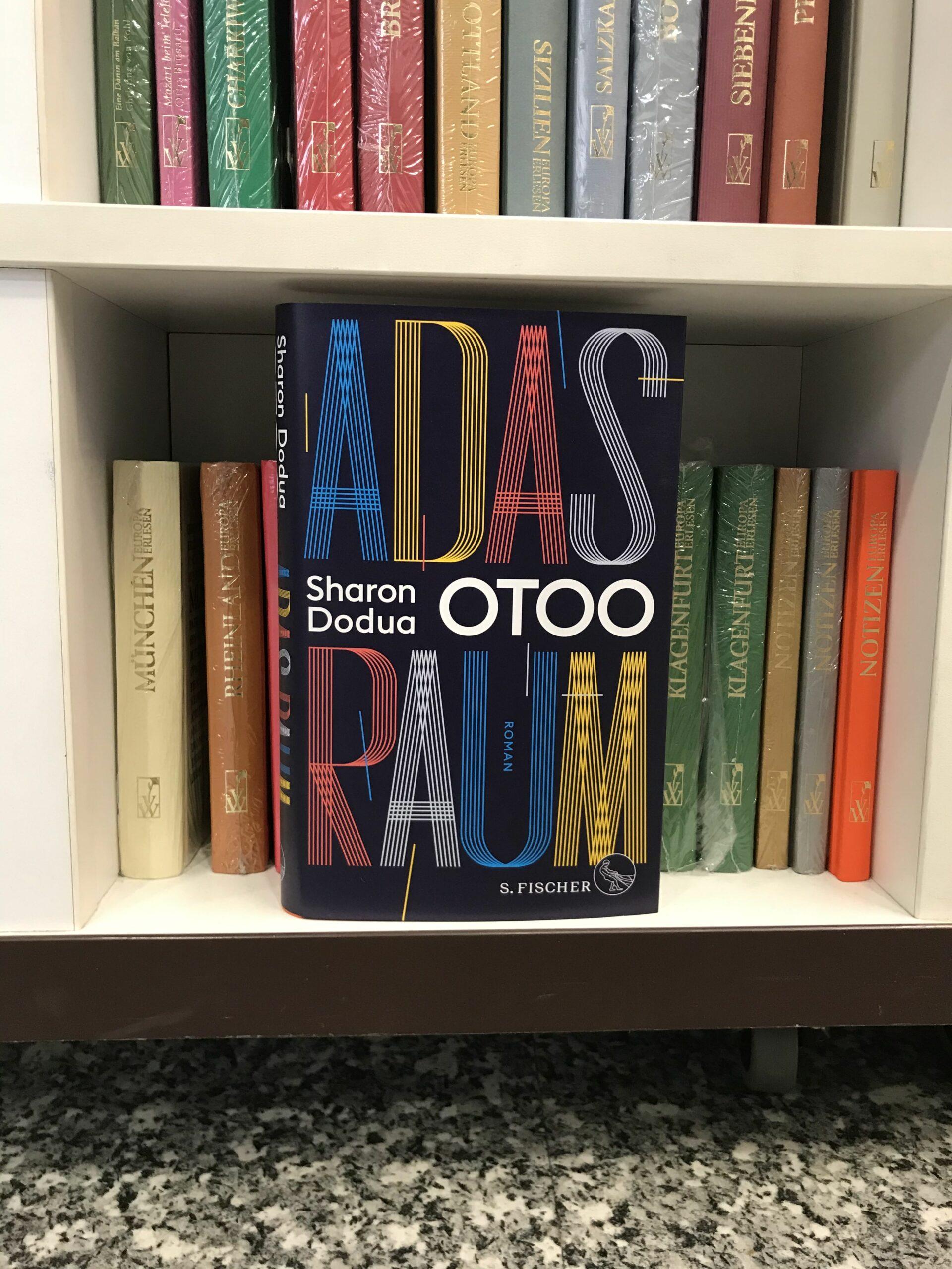 ⏳Der lang erwartete erste Roman der Ingeborg-Bachmann Preisträgerin📚