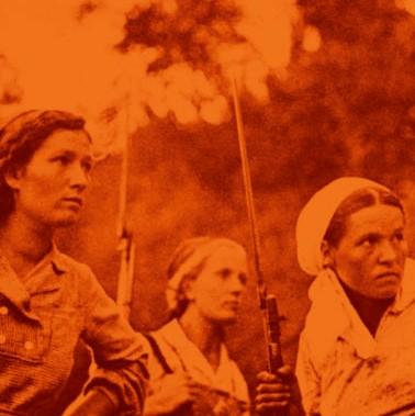 Svetlana Aleksijevi�: Vojna nima ženskega obraza