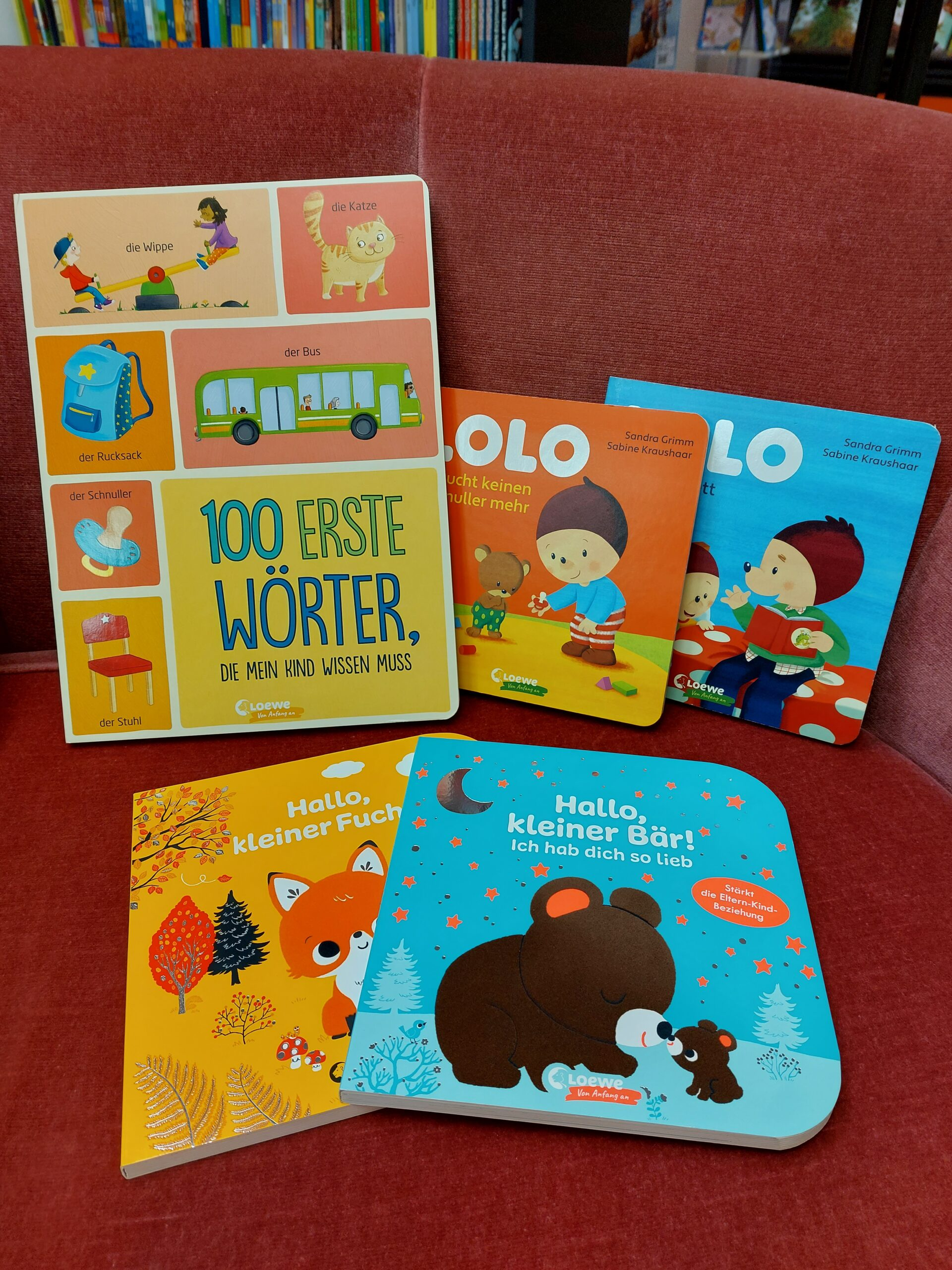 Neue Kinderbücher